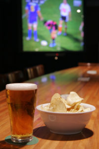 Beer, Chips, Sports
